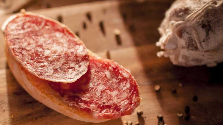 salami italiani tipici